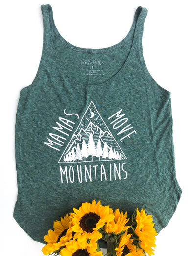 Mamas Move Mountains - Women's Tank