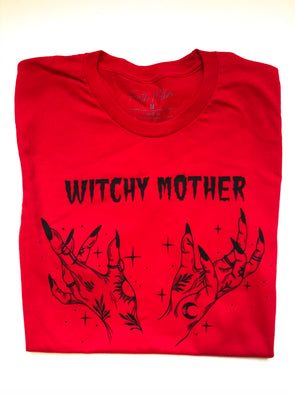 Witchy Mother - Unisex - Red