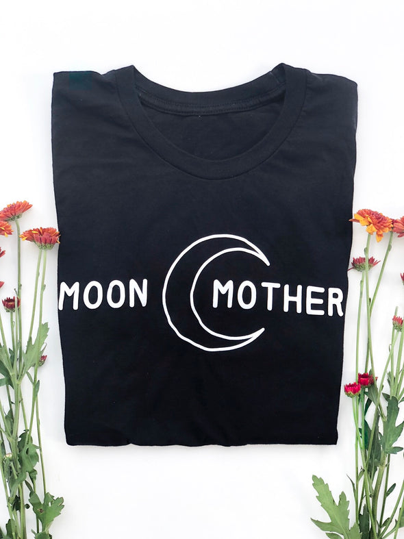 Moon Mother - Unisex - Black