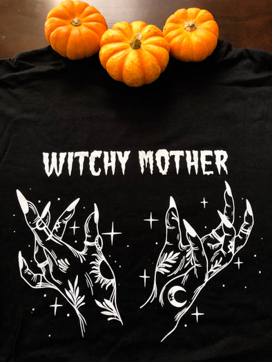 Witchy Mother - Unisex - Black