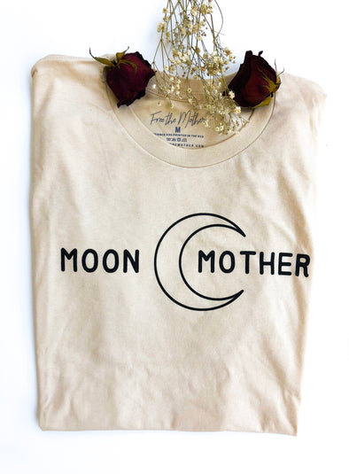 Moon Mother - Unisex - Soft Cream