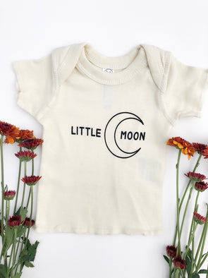 Little Moon - Baby Shirt