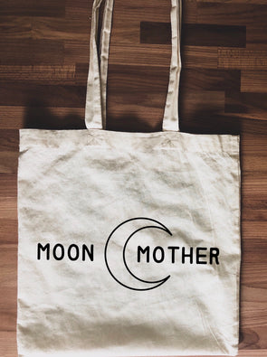 Moon Mother Tote
