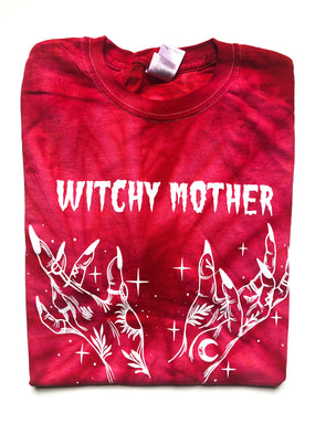 Witchy Mother Tie-Dye