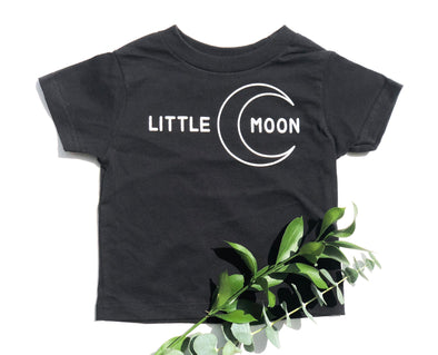 Little Moon - Toddler - Black