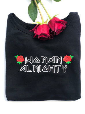 Woman Almighty - Women's Sweatshirt