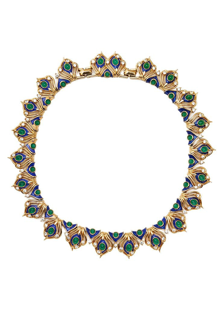 1964 Boucher Collar Necklace