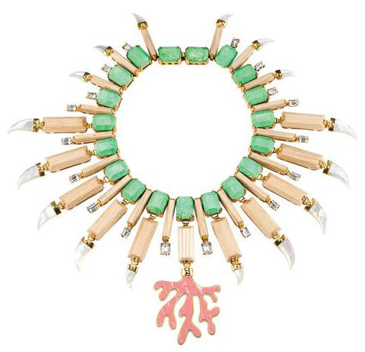 PARADISE COLLECTION<br/> EVERGLADES COLLAR NECKLACE
