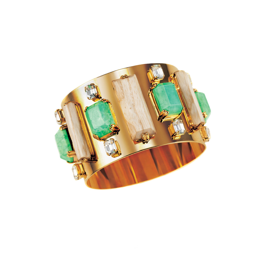 PARADISE COLLECTION <br/> EVERGLADES CUFF BRACELET