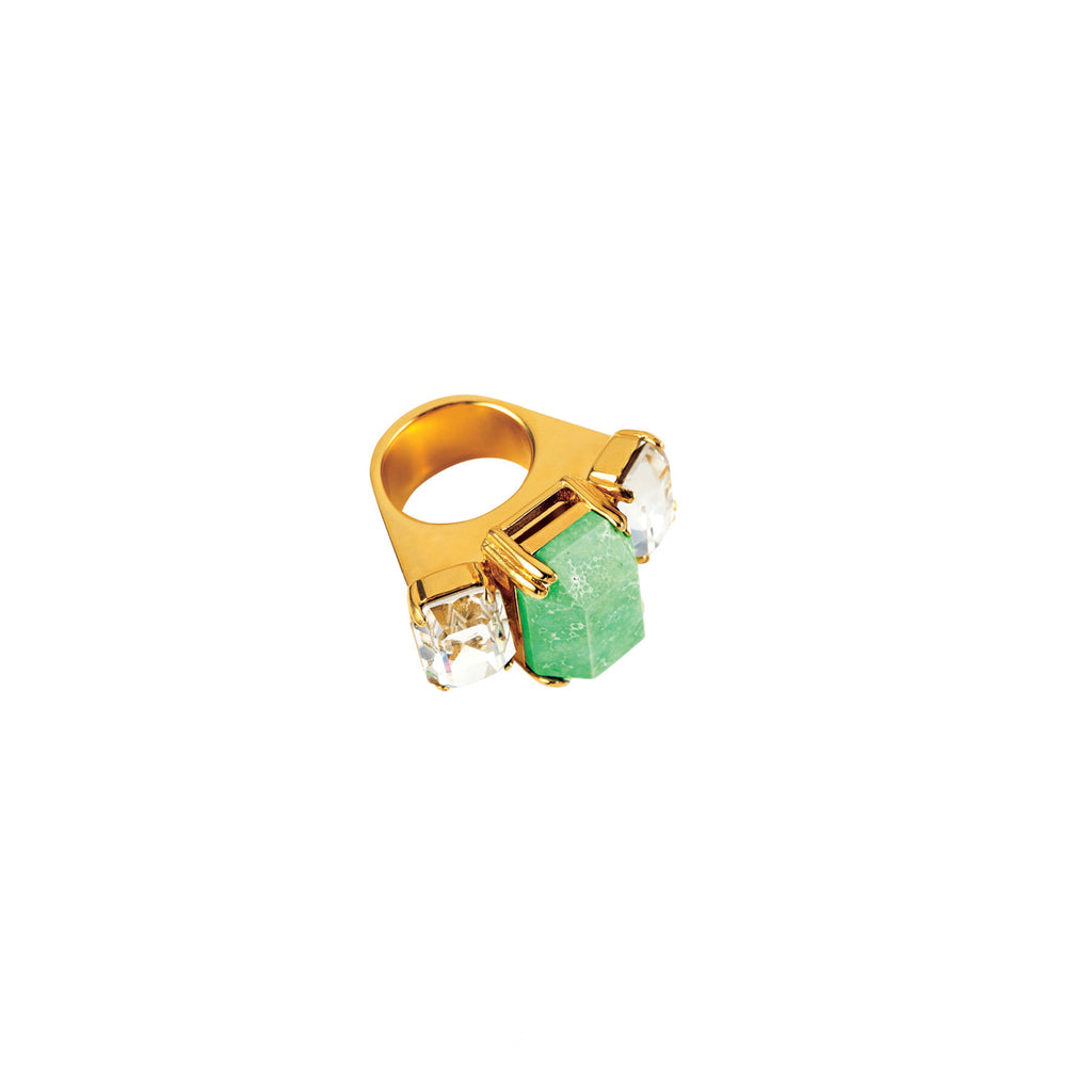 PARADISE COLLECTION <br/> EVERGLADES COCKTAIL RING