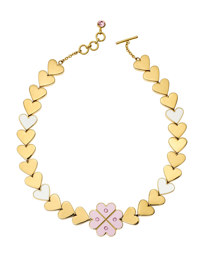 THE LURE OF THE SEA COLLECTION <br/> HEARTS COLLAR