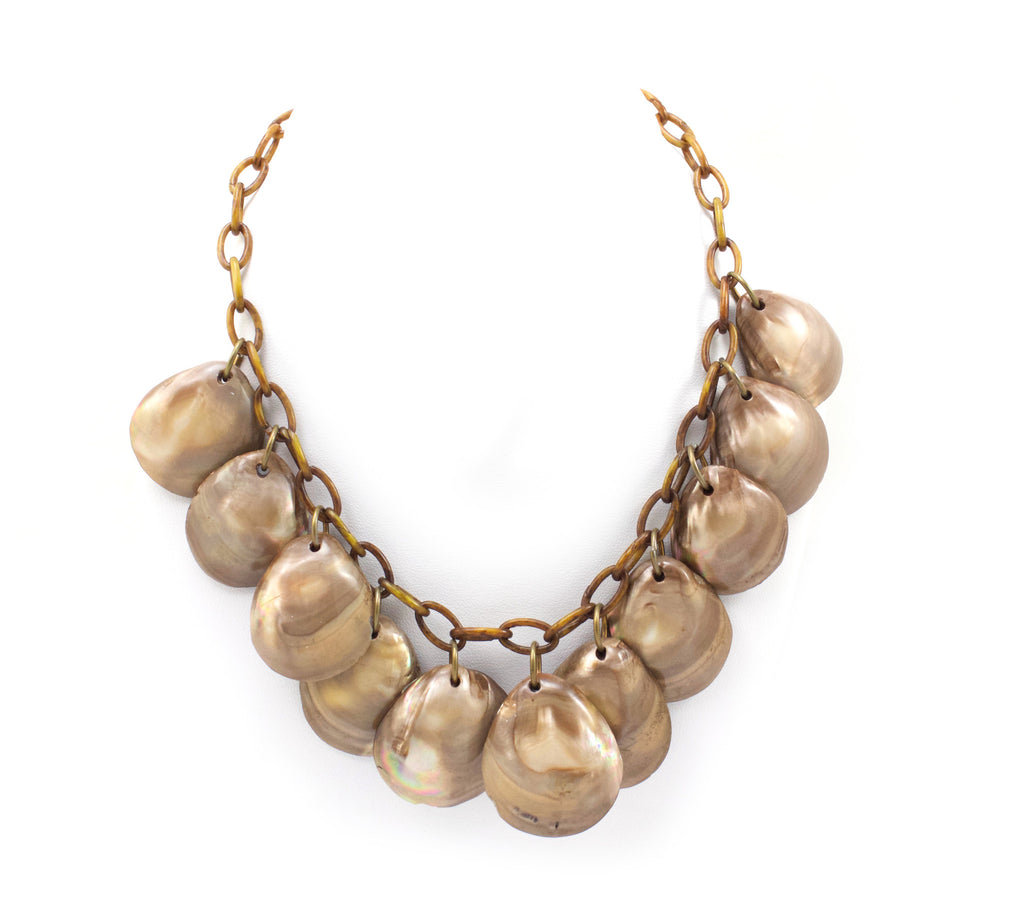 1940's Shell Necklace
