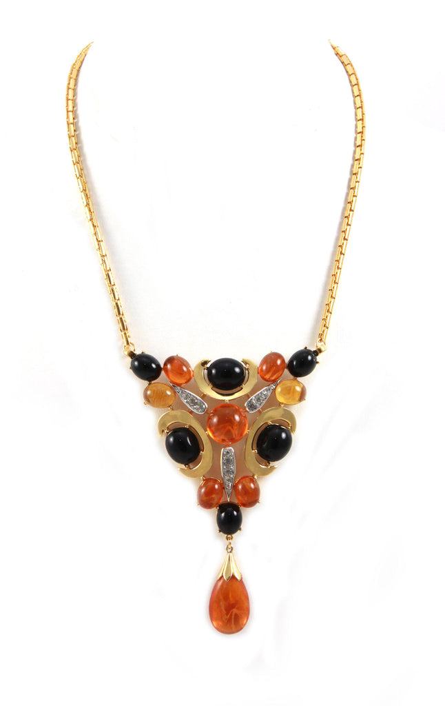 Trifari Pendant Necklace