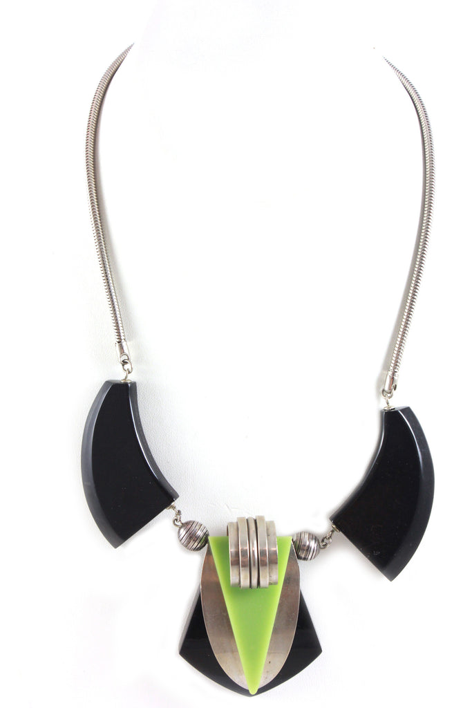 Jacob Bengel Art Deco Necklace