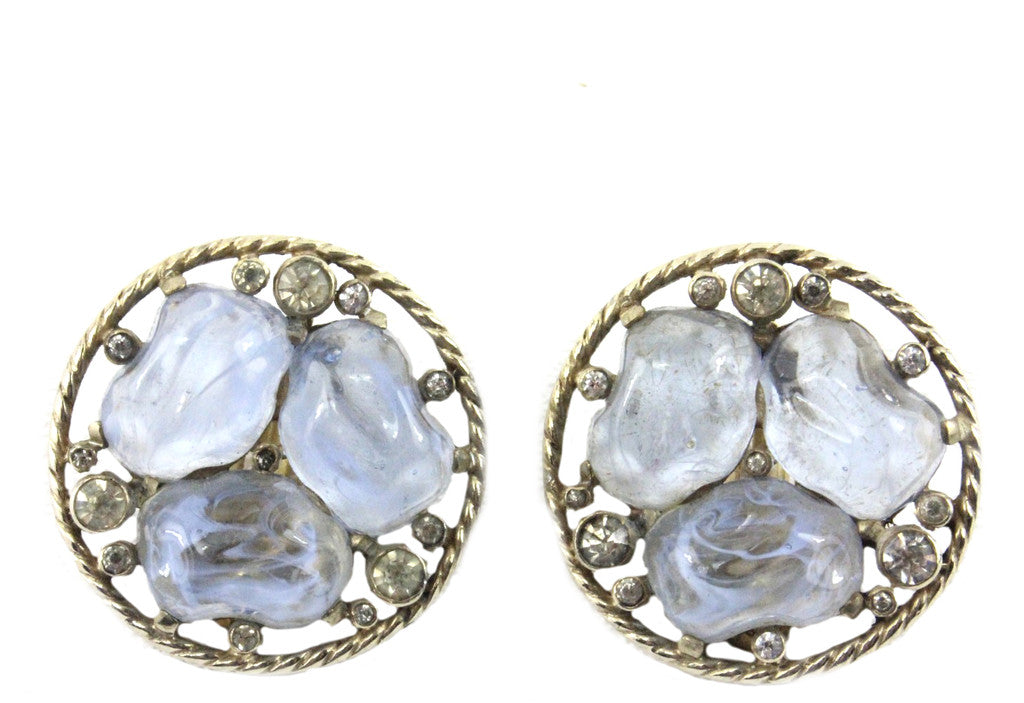 1950S JOMAZ EARRINGS