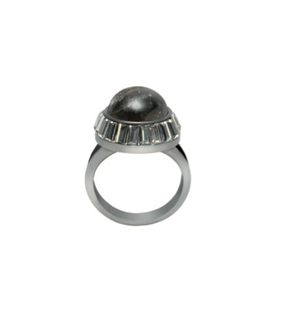 THE ANNÉES FOLLES COLLECTION  <br/> JOSEPHINE COCKTAIL RING