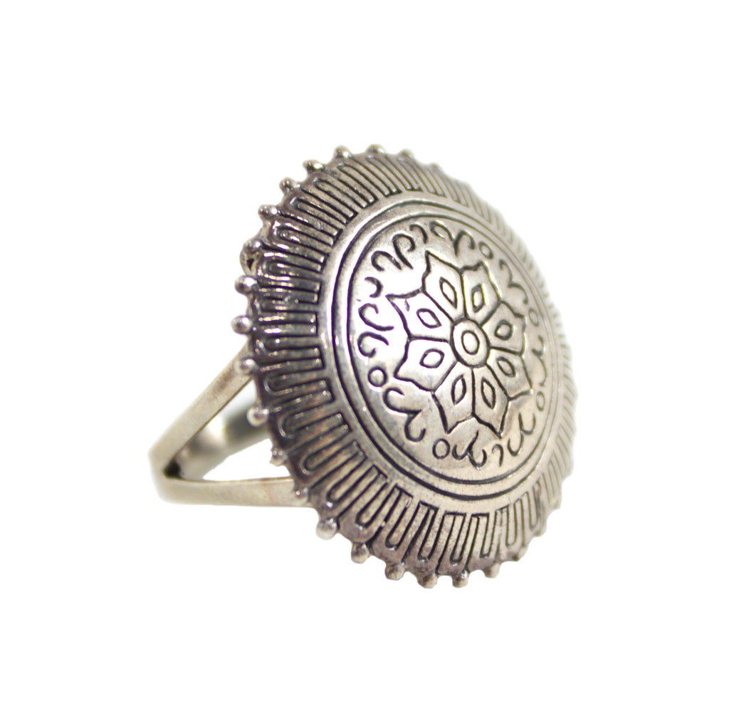 Sterling Silver Thai Ring