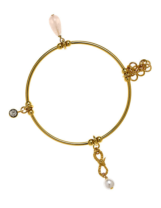THE ORIENT EXPRESS  COLLECTION<br/>TALISMAN BANGLE