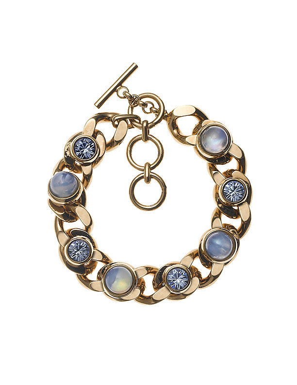 THE ORIENT EXPRESS COLLECTION<br/>PEARL OF SIBERIA CHAIN BRACELET