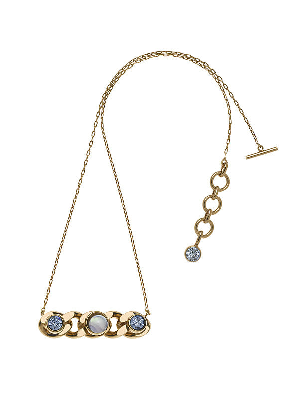 THE ORIENT EXPRESS COLLECTION<br/>PEARL OF SIBERIA CHAIN NECKLACE
