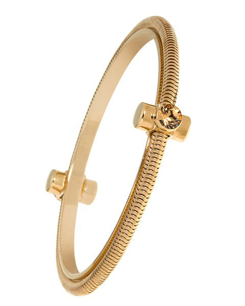 THE ANNÉES FOLLES COLLECTION <br/> ZELDA SINGLE BANGLE
