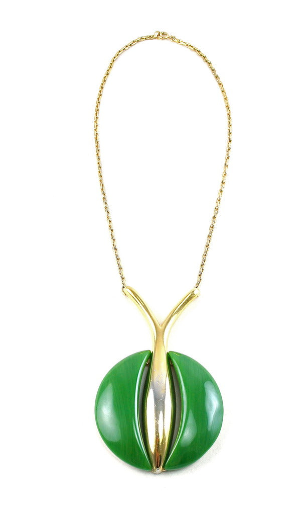 1972 HENKEL GROSSE PENDANT NECKLACE