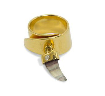 THE CRUSOE COLLECTION <br/> CRUSOE WAVE RING