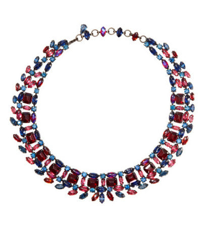 1950S MULTI COLLAR NECKLACE