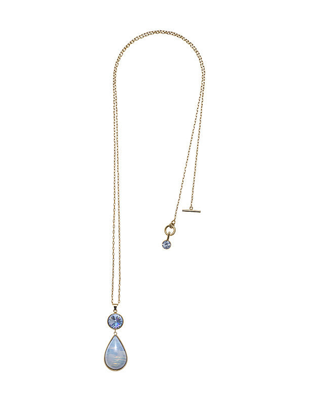 THE ORIENT EXPRESS COLLECTION<br/>PEARL OF SIBERIA PENDANT NECKLACE