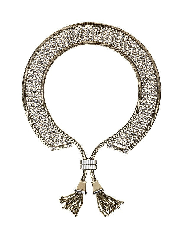 THE ORIENT EXPRESS COLLECTION<br/>TSARINA COLLAR NECKLACE