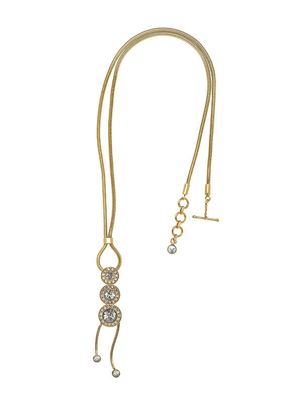 THE ORIENT EXPRESS COLLECTION<br/>SERPENT PENDANT NECKLACE