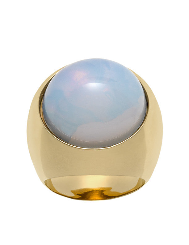 THE ORIENT EXPRESS COLLECTION<br/>PEARL OF SIBERIA COCKTAIL RING