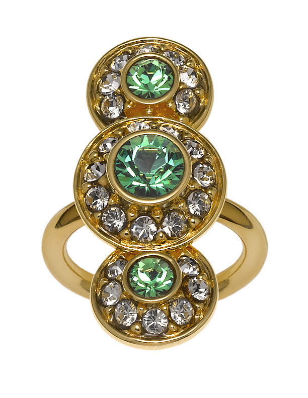 THE ORIENT EXPRESS  COLLECTION<br/>TALISMAN COCKTAIL RING
