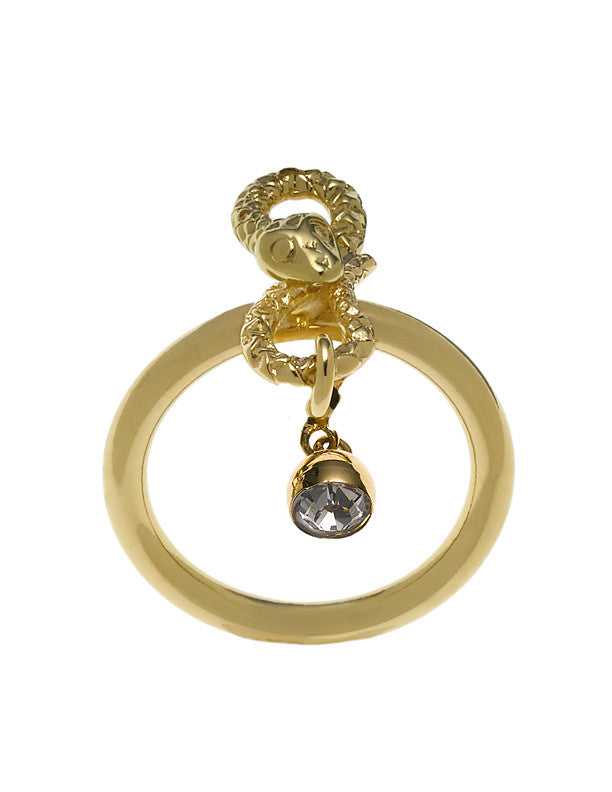 THE ORIENT EXPRESS COLLECTION<br/>SERPENT RING