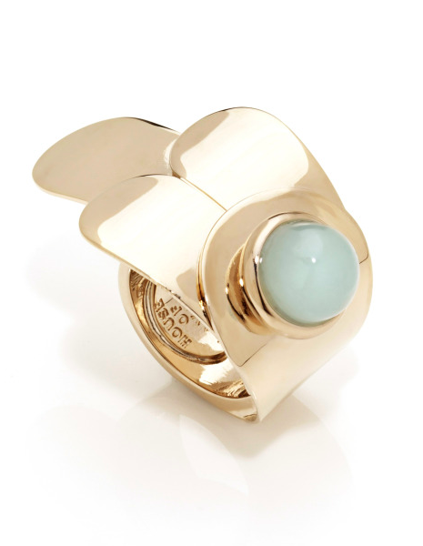 SEA GODDESS COLLECTION <br/> WARRIOR RING