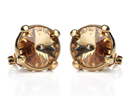 THE ANNÉES FOLLES COLLECTION<br/> ZELDA STUD EARRINGS