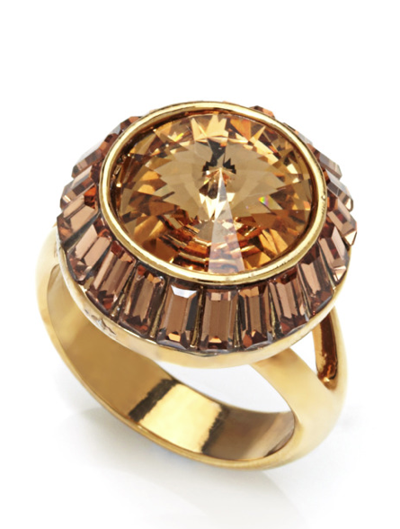 THE ANNÉES FOLLES COLLECTION <br/> ZELDA RING