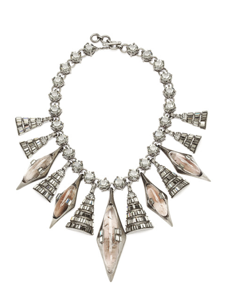THE ANNÉES FOLLES COLLECTION <br/> JOSEPHINE COLLAR NECKLACE