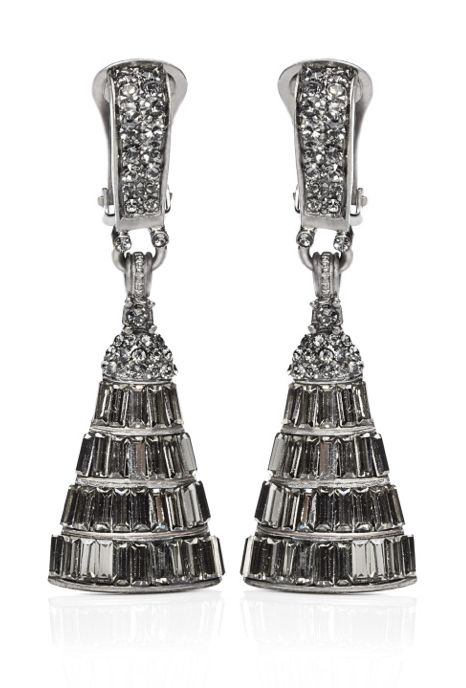THE ANNÉES FOLLES COLLECTION<br/> JOSEPHINE SINGLE EARRINGS