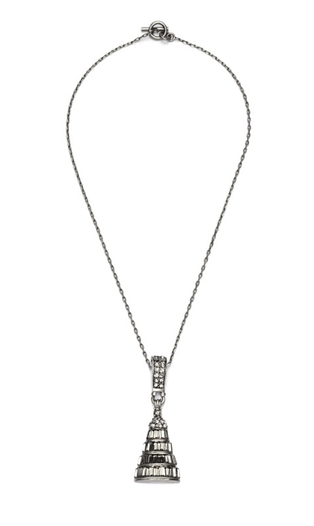 THE ANNÉES FOLLES COLLECTION <br/> JOSEPHINE SHORT NECKLACE
