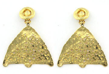 1980'S CADORO EARRINGS