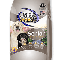 Nutrisource Senior Dog Food 30lbs