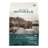 DIAMOND NATURALS SENIOR DOG CHICKEN, EGG & OATMEAL 35LBS