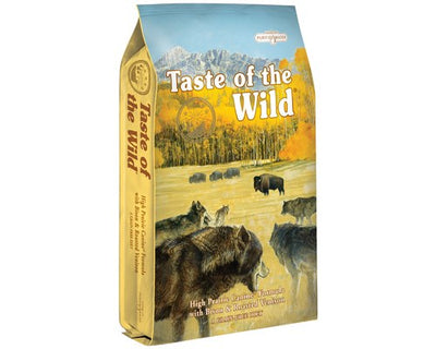 TOW High Prairie Canine Recipe 28LBS