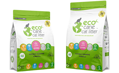 Eco Cane Cat Litter 3.28kg
