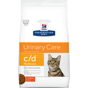 Hill's® Prescription Diet® c/d® Multicare Feline with Chicken  (Dry and Canned food)