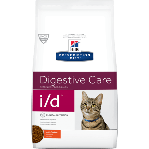 Hill's® Prescription Diet® i/d® Feline (Dry and Canned food)