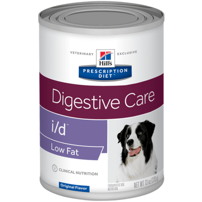 Hill's® Prescription Diet® i/d® Low Fat Canine