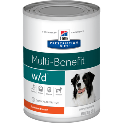 Hill's® Prescription Diet® w/d® Multi-Benefit Canine