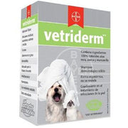 Vetriderm soap bar